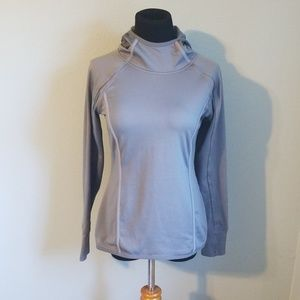 Very nice ladies Athleta hoodie, XS